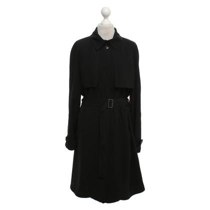 Armani Trenchcoat in zwart