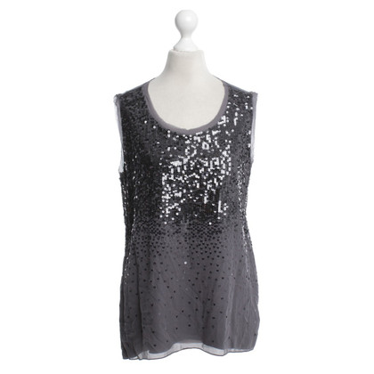 Sport Max Top with sequins