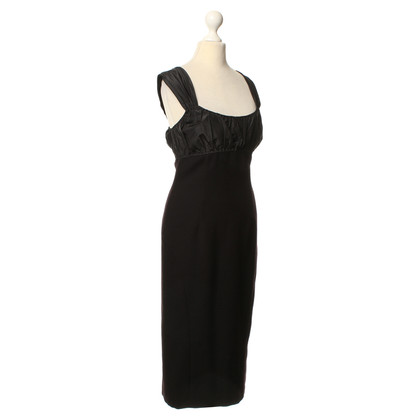 Moschino Cheap and Chic Dress in black