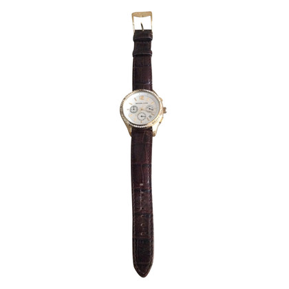 Michael Kors Wrist watch with crocodile embossing