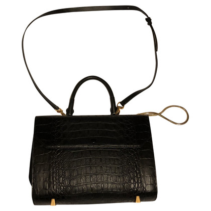 Alexander Wang Handbag in crocodile look