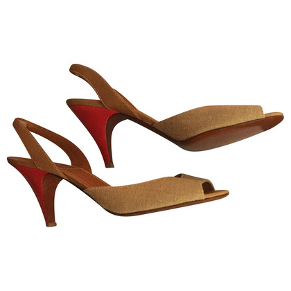 Lanvin Canvas-Pumps