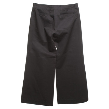 Dries van Noten Pantaloni in grigio scuro