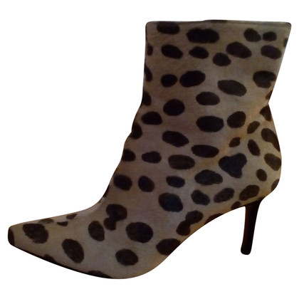 Christian Dior Boots Leopard