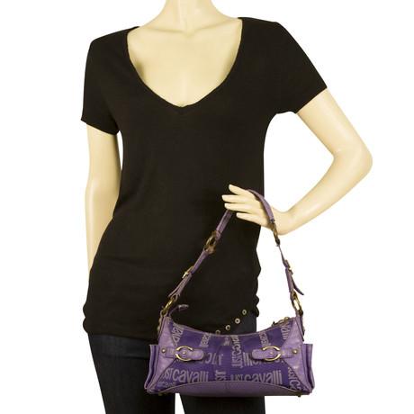 Günstig Kaufen Erkunden Auslass Empfehlen Just Cavalli Schultertasche Violett NVSpu