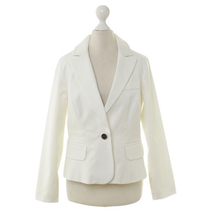 Milly Jacket in white