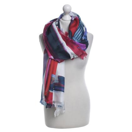 """Chanel sjaal Silk """"Coco Cuba"""""""