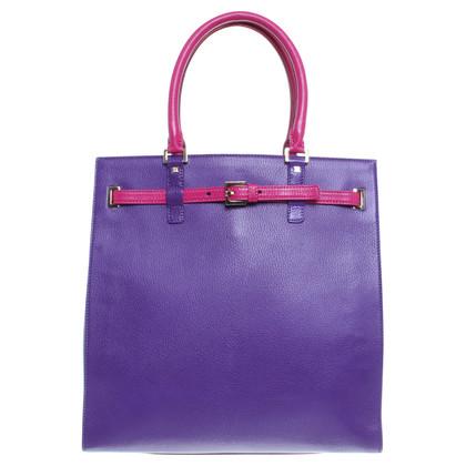 Céline Tote Bag in Violett