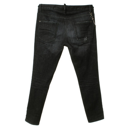 Dsquared2 Hipster jeans in anthracite