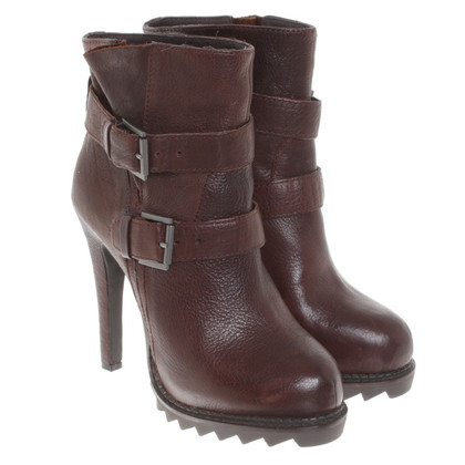 Ash Ankle boots in brown
