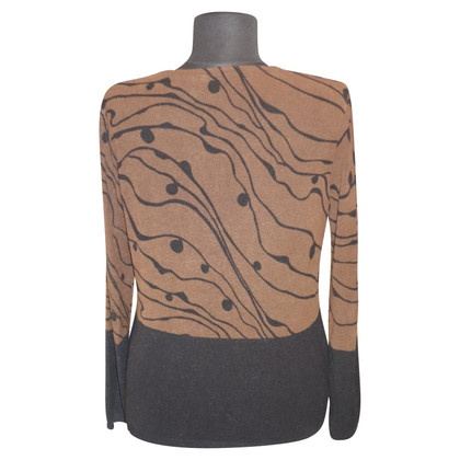 Blumarine Cardigan with pattern