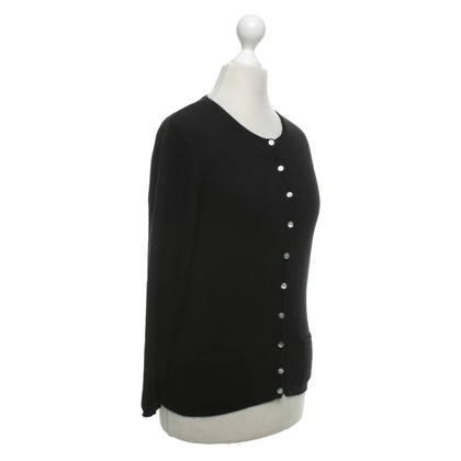 Other Designer Cash Ca - Cardigan in Black