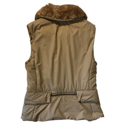 Prada Gilet down jacket