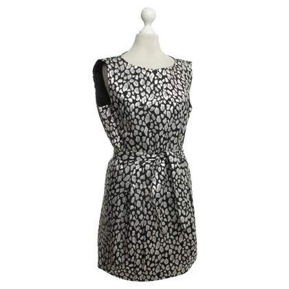 Just Cavalli Dress in black/silver