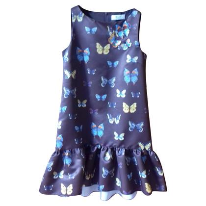 Blumarine Robe avec papillons