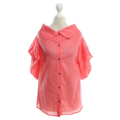 Vivienne Westwood Blusa in corallo rosso