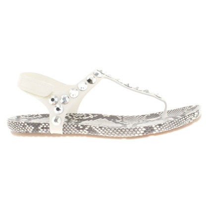 Pedro Garcia Sandals with silver studs