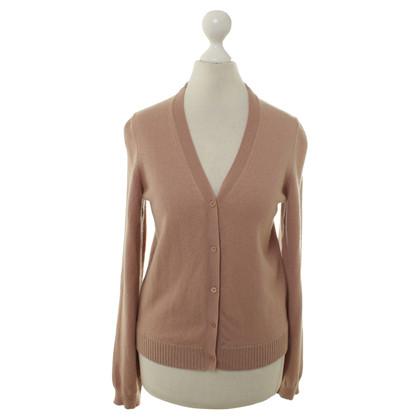 Schumacher Knit jacket in dusty pink