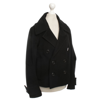 Dsquared2 Wolljacke in Schwarz