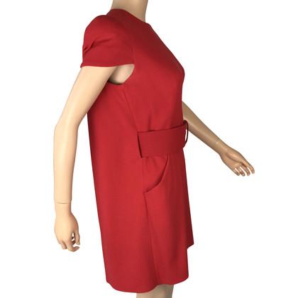 McQ Alexander McQueen Robe en rouge