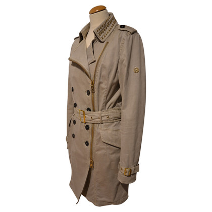 Blonde No8 Trenchcoat in Beige