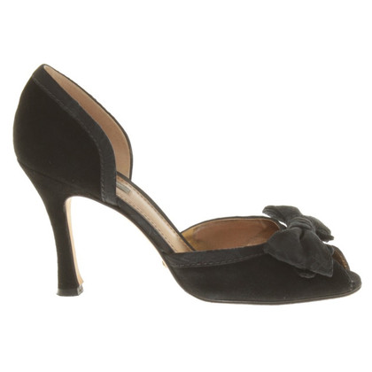 Dolce & Gabbana Peep-toes in black