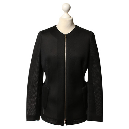 Dorothee Schumacher Mesh jacket in black