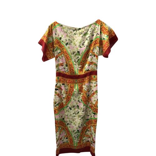 fbecafa3 Dolce & Gabbana Dress Silk - Second Hand Dolce & Gabbana Dress Silk ...