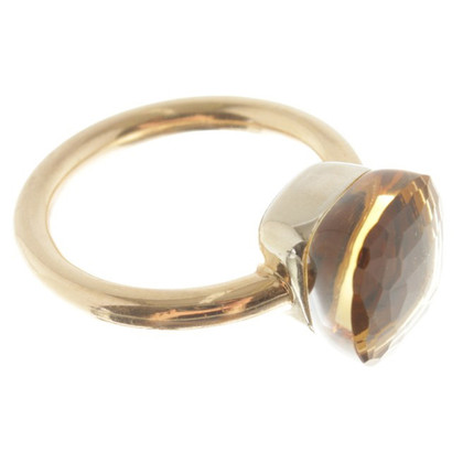 Pomellato Ring Nudo in gold