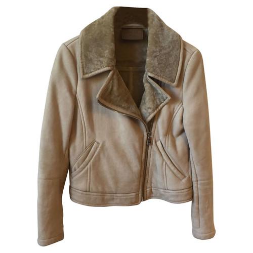 release date 97207 cd8ab Prada giacca di pelle - Second hand Prada giacca di pelle ...