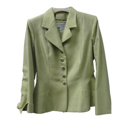 Christian Dior Zijde jas