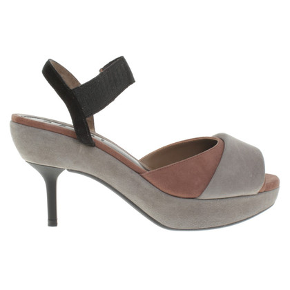 Marni Sandals in Gray
