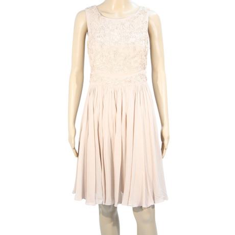 French Connection Kleid in Beige Beige Großhandel Online 5I0zT99Xh