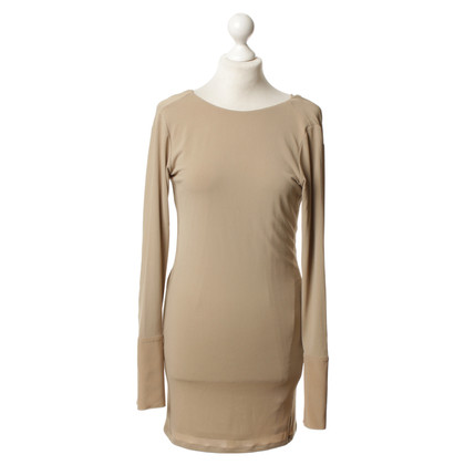 Neil Barrett Kleid in Beige
