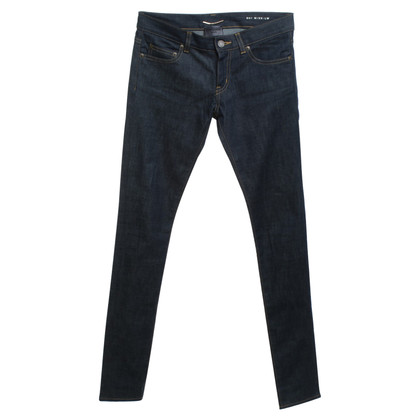 Saint Laurent Jeans in blu scuro