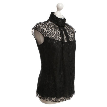 Escada Top blouse in black