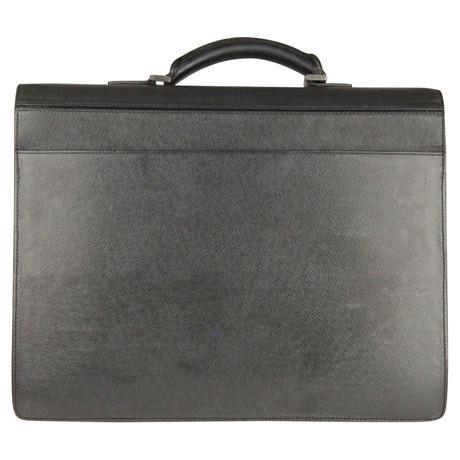 Louis Vuitton Aktentasche aus Taiga Leder Schwarz Outlet Kaufen Günstig Kaufen Niedrigen Preis Bequem Online Freies Verschiffen Am Besten V9l0Qlfbmw