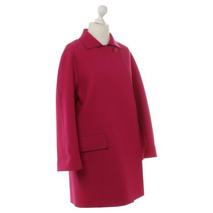Alexander McQueen Coat in roze