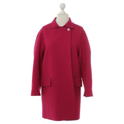 Alexander McQueen Cappotto in rosa