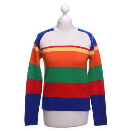 J.W. Anderson Kasjmier truien in Multicolor