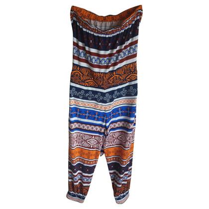 Diane von Furstenberg  Silk jumpsuit