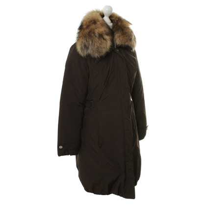 Woolrich Down parka Brown