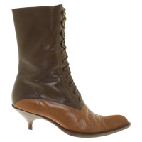 Miu Miu Boots in brown / light brown