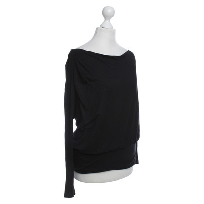 Patrizia Pepe top in black