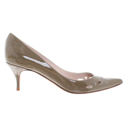L'autre Chose pumps in patent leather