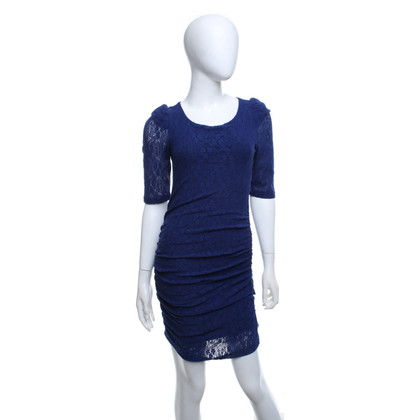 Sandro Lace dress in blue