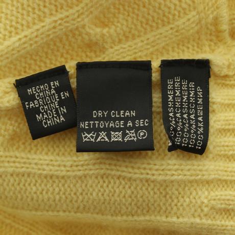 Große Diskont Günstig Online Ralph Lauren Black Label Pullover in Zitronengelb Gelb Spielraum 2018 Neu DFAyKTNAH