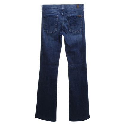7 For All Mankind Jeans a zampa