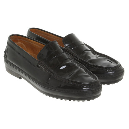 Tod's Loafer in Schwarz