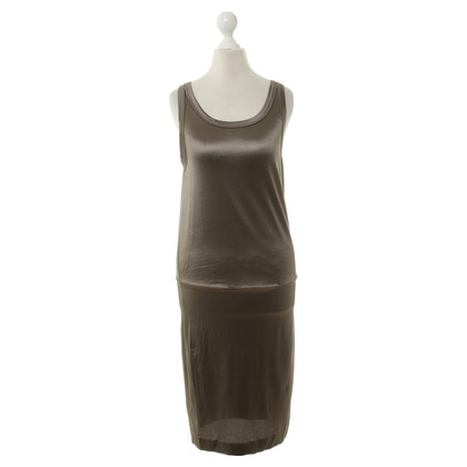Philosophy di Alberta Ferretti Dress in olive